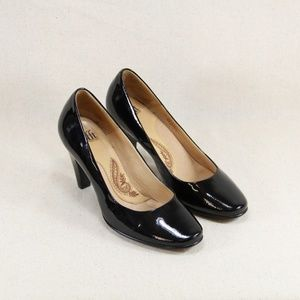New Sofft Patent Leather Pumps - Women's 7.5 W